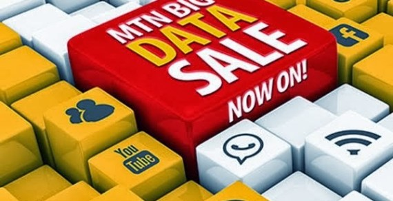 Get 500MB for N25 on MTN Night Data Plan