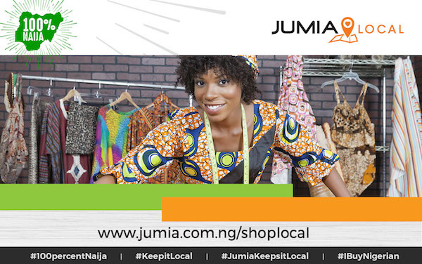 Jumia Nigeria Is Launching Jumia Local To Sell Made-in-Nigeria Products