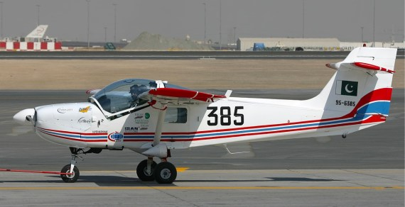 Nigeria Airforce to Buy 10 Trainer Aircrafts from Pakistan