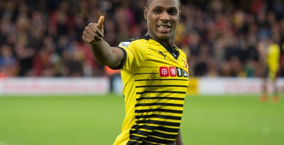 Why Super Eagles Striker Odion Ighalo May Go to Jail for 2 Years
