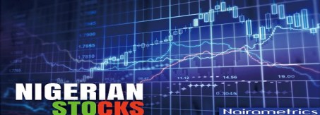 Gainers and losers - Nigerian Stocks