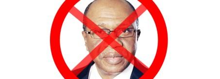 CBN Governor Godwin Emefiele; Time to resign?