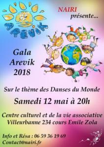 Gala Arevik 12.05.2018