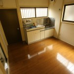 立川市幸町3・2K賃貸貸家(内装)