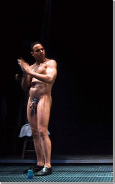nude black males celebs cock
