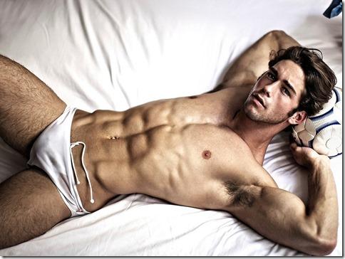bradley james nude