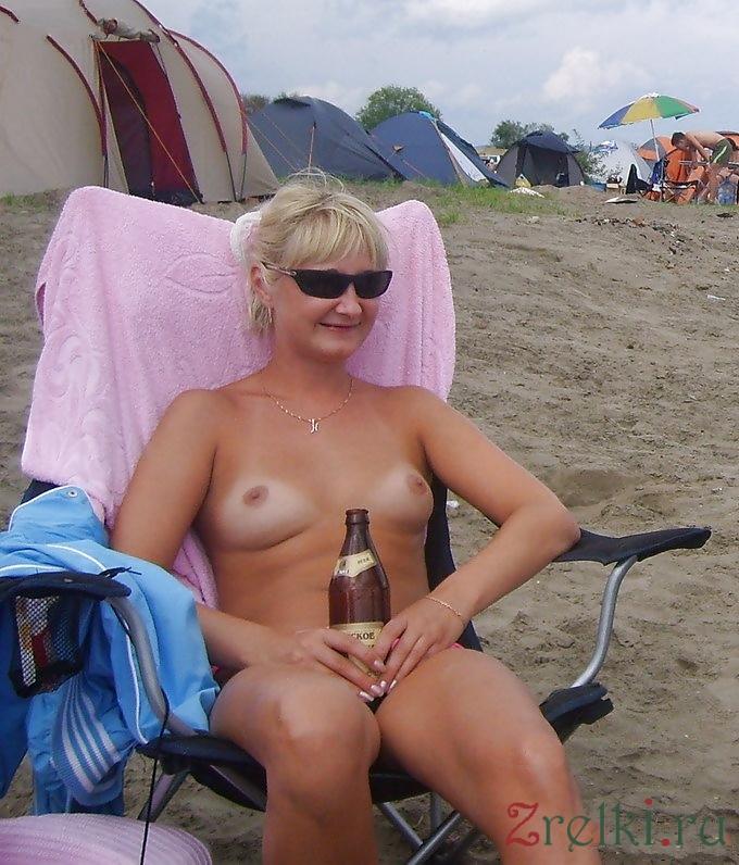 white wives nude sunbathing