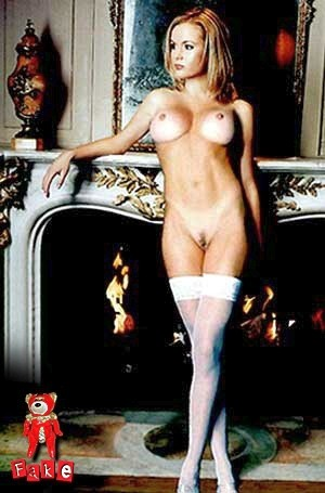 Amanda holden nude pictures