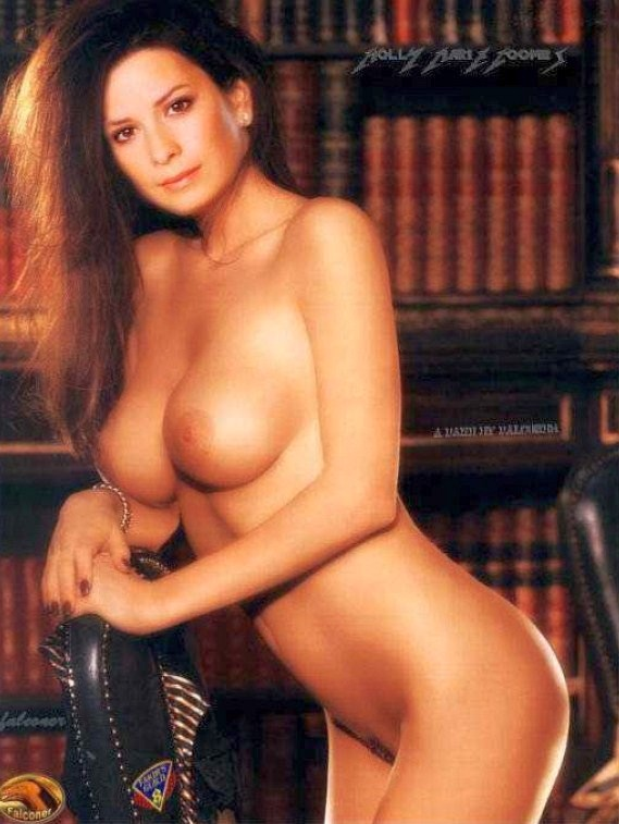 Holly marie combs naked pics