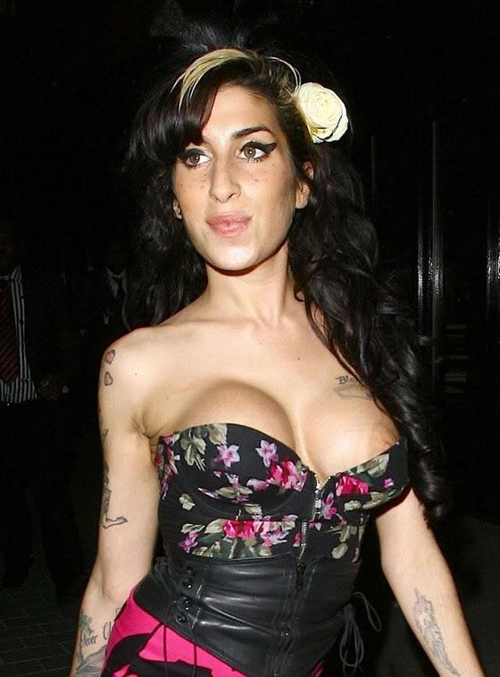 Winehouse naked amy Amy Winehouse