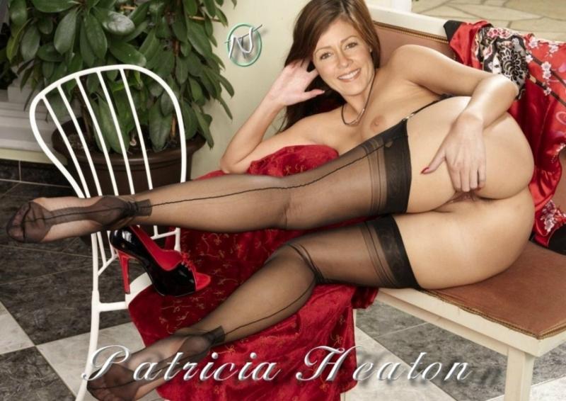 patricia heaton fakes - DATAWAV