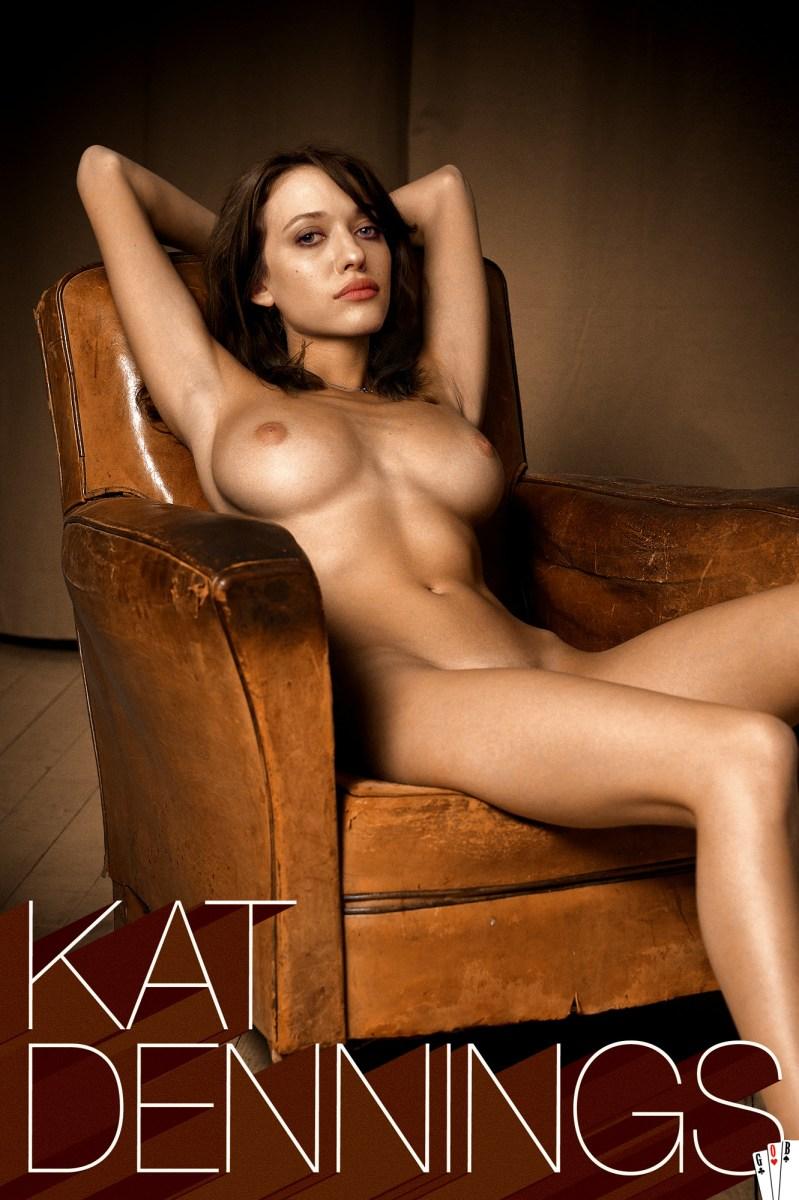Nackt fotos dennings kat 62 Kat