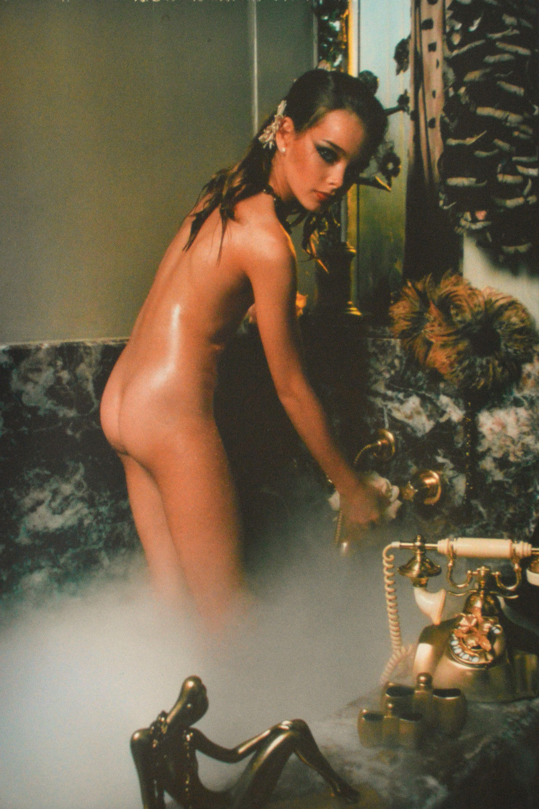 Fantasy)))) Free brooke shields nude was specially