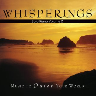 Whisperings Solo Piano Volume 2 (Physical CD)