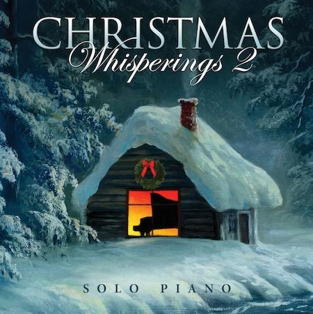 Christmas Whisperings Solo Piano Volume 2 (Physical CD)