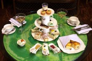 Chá da tarde no Sketch, em Mayfair