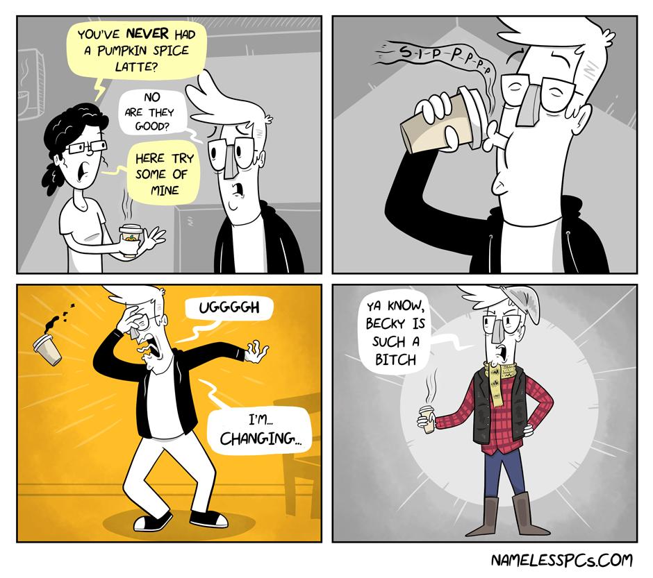 A BASIC COMIC