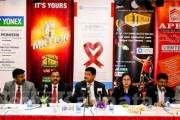 2nd ISC Koosamma Shedthy memorial UAE Open Badminton tournament from Oct 20-29