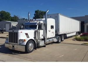 The Union County Louisiana relief truck