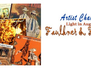 Artists world-wide have interpreted Light in August in many styles and languages.