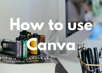無料イメージ編集ソフトCanvaの基本的な使い方を写真多めで丁寧に説明。初めてCnavaを使う人でも大丈夫。Canvaを使ってFacebookやTwitterのカバーを作る方法