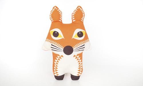 Fox Tea Towel/Cushion