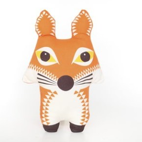 Fox Tea Towel/Cushion