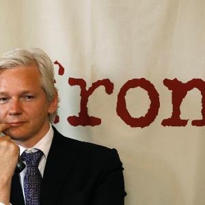 foto de Julian assange