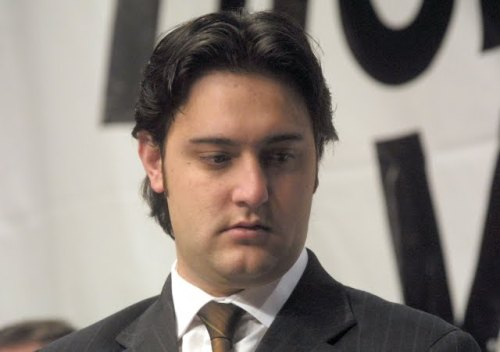 candidato a prefeito de curitiba:Ratinho junior