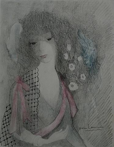 artwork images 514 244723 marie laurencin My Ideal Hair Style