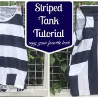 Copy your favorite Tank Tutorial