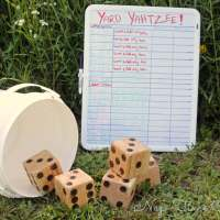 Yard Yahtzee and Summer Fun Part 9