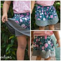 Summer Play Skirt Pattern Release {size 18M-8Y}