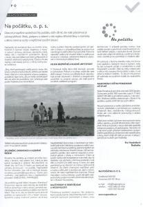Zpravodaj veřejně prospěšných organizací