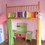 klubík s kuchyňkou pro děti
