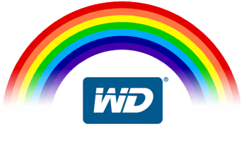 WD Colours Hard Drives