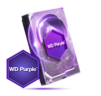 WD Purple 3.5 Inch Surveillance