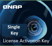 QNAP Camera Licence Surveillance NAS