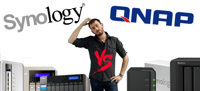 Should I buy a Synology or QNAP NAS in 2016