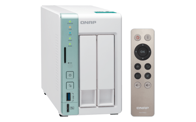 The QNAP TS-251A 2-Bay USB 3.0 DAS and NAS Walkthrough and Talkthrough with SPAN 3