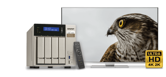 The QNAP TVS-473 Gold NAS 4-Bay Unboxing, featuring AMD R7 Quad Core CPU, 8-64GB DD