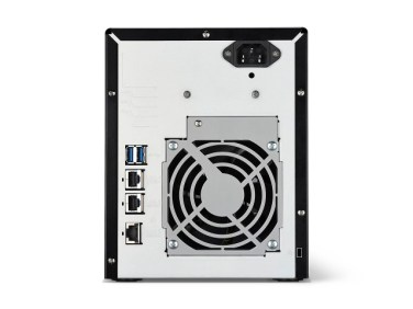 The TeraStation 5210DN and 5210DN NAS server for home and business 5