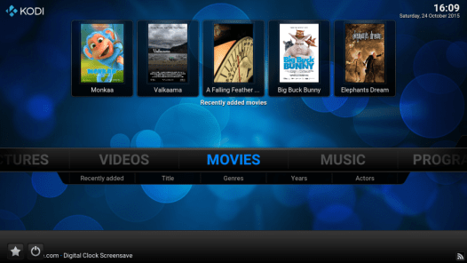 how to install Kodi qpkg on your QNAP NAS sERVER
