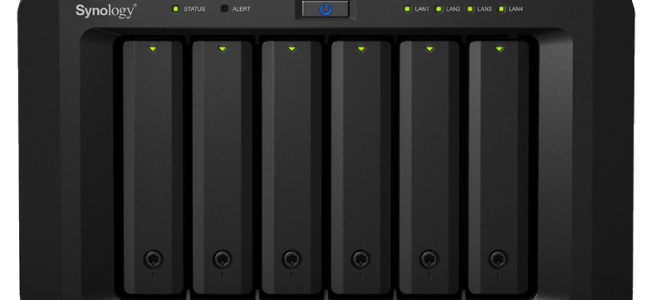Synology DS3018xs NAS 6-Bay