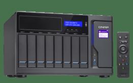 The Optical Media Optimised QNAP TVS-882BRT3 Thunderbolt 3 8-Bay NAS 3