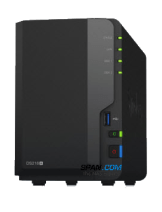 Synology DS218+ Diskstation NAS for 2018 Server