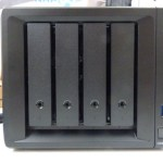 The synology DS918+  Chassis
