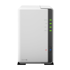 Synology DS218J 2-Bay NAS for 2017 and 201  8 2