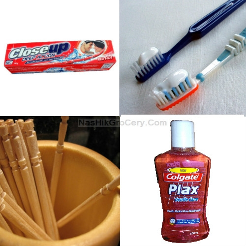 Toothpaste & Oral Care Products