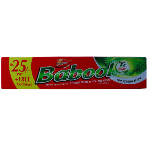 Babool_Tooth_Paste_Free_Brush_NashikGrocery.Com_JPG90